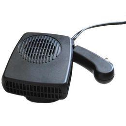 Wholesale 12v Defroster Fan - S5Q 12V Vehicle Car Portable Ceramic Heating Cooling Heater Fan Defroster Demister AAABYN