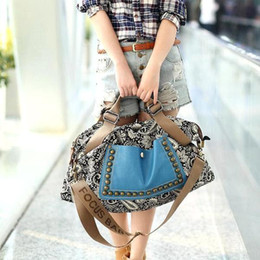Wholesale Womens Hobo Bag - S5Q Bag Hobo Womens Satchel Tote Messenger Leather Purse Shoulder Handbag AAABXP