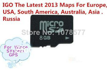 Gps Maps Sd Card 3D Maps World Maps All Europe Updated to 2017