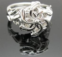 Wholesale Galadriel Silver - Galadriel Ring Nenya Ring of Water Three Rings of the Elves US 6-10 Mix 2014 New Arrival 24pcs lot free shipping 0515B22