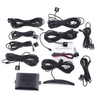 Wholesale Hot sale Car LED Display Sensors Kit Reversing Parking Radar Buzzer System