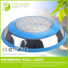 Wholesale Waterproof Pool 12v Led Light - Stainless Steel LED Swimming Pool Light 12W RGB 12V Waterproof LED light for Outdoor Pool Lighting
