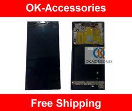 Wholesale Mi3 M3 - 1PC  Lot For Xiaomi 3 3S M3 M3s Mi3 Mi3s Mi 3 TDCDMA & WCDMA Version LCD Display+ Touch Screen Digitizer+ Frame Free Shipping