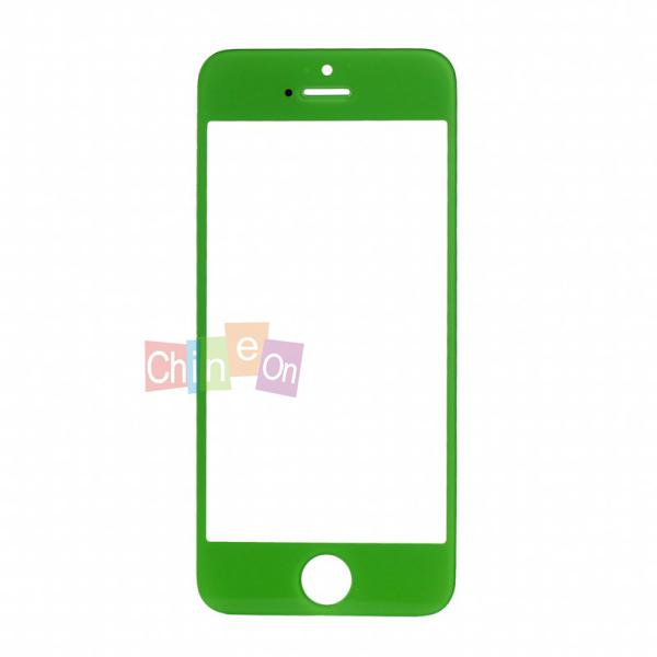 Front Glass lens Outer Touch Screen Glass Repairment replacement for Apple iPhone 5 5G
