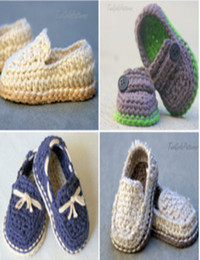 Off Boy Canada - 6%off,Crochet Pattern - Baby boy - Lil' loafers super pattern pack comes with all 4 variations,HOT SALE ,DROP SHIPPING,3pairs 6pcs.