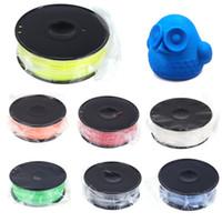 Wholesale 3d Printer Filament Makerbot - 3D Printer Filament 1kg 2.2lb 1.75mm ABS Plastic for MakerBot RepRap Mendel C1837