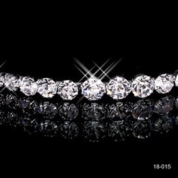 Wholesale Cheap Rhinestone Combs - 2015 Cheap Crowns Popular Beautiful Hair 2015 Cheap Accessories Comb Crystals Rhinestone Bridal Wedding Tiara 18015