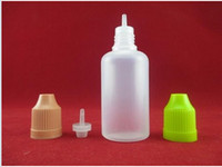 Wholesale Cheap Empty Plastic Bottles - Cheap Wholesale 100  pcs PE Empty 5ml 10ml 15ml 20ml Plastic Dropper Bottles With Childproof Cap With Needle Tips For Ego Twist W V C
