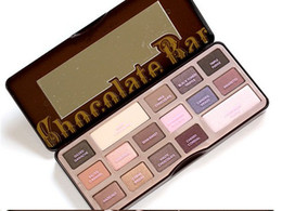 Chinese  New Face Makeup Eyeshadow Chocolate Bar Eyeshadow Collection Natural Cocoa Powder Eyeshadow Palette ( 5Piece) free shipping manufacturers