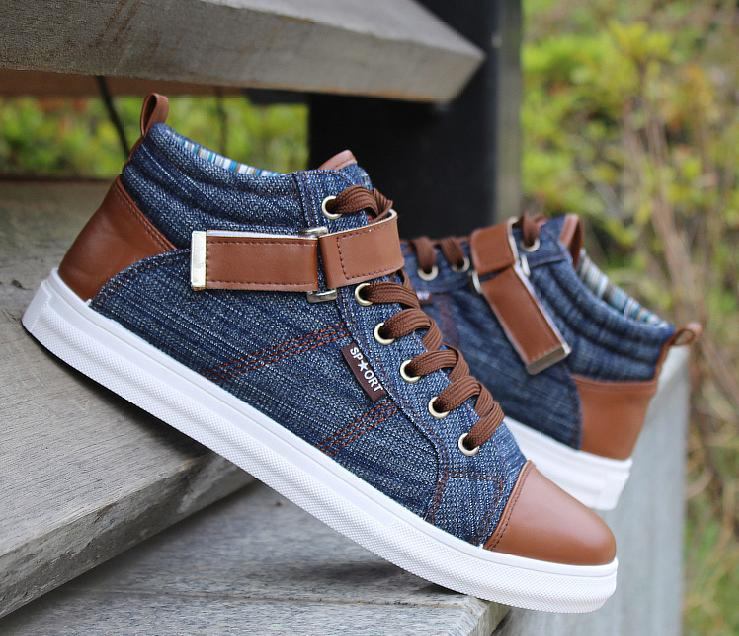 Casual Shoes Men Leisure Boat Shoes