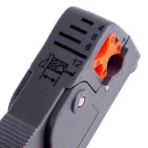 Vente en gros - Outil de découpeuse de câble coaxial rotatif pour RG59 / 6/58 # 1786