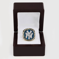 Wholesale Yankee Christmas - Wholesale -Replica 1977 New and York yankees Baseball Championship Ring Size 11 Best Fan Gift for Men Jewelry 18k Plated High Quality