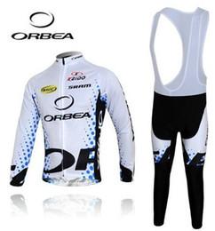 a1c12d534 Cycling clothes 2013 Orbea bike jersey Cycling Bib Pant Kits Orbea Long  Sleeve Cycling Clothing Cycling bib Pant free shipping