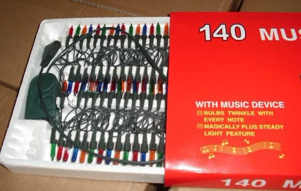 supply of music christmas music musical bubble lights string lights string lights 100140200 music - Christmas Music Lights