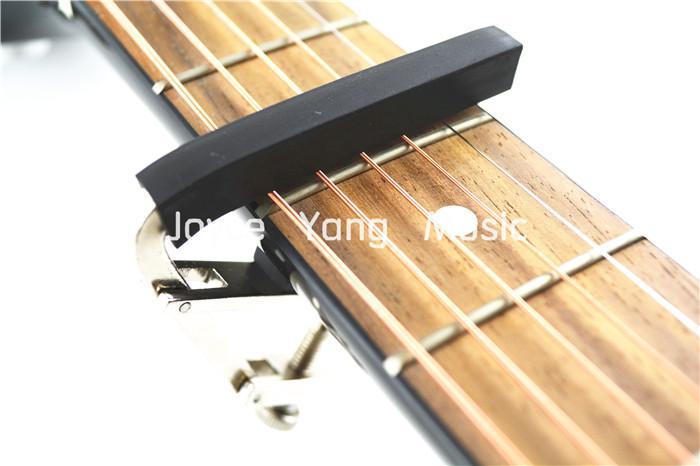 Alice Metallhaltig Unterstützung Kapodaster Clamp für akustische / elektrische Gitarren-freies Verschiffen-Großverkauf
