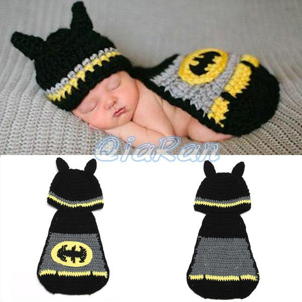 2018 newborn baby batman hat crochet pattern infant photography see larger image dt1010fo