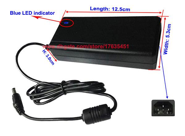 AC 100-240V to DC 12V 3A Power Supply Adapter 12V 36W Adaptor Express High Quality