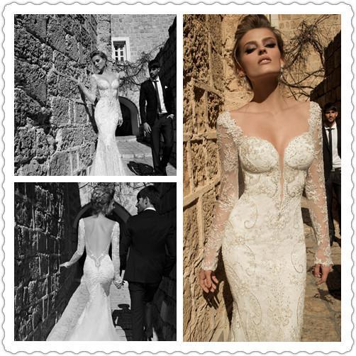 Winter Wedding Gowns 2015