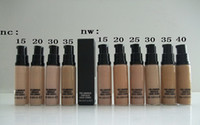 Wholesale Pc Based - Face Balm Base Pro Longwear Concealer Cache-Cernes 10 different Color 9ml ( 10 Pcs Lot)