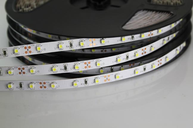 Striscia LED RGB 100M 3528/5050/5630 SMD Caldo / Bianco / Blu / Verde / Rosso Impermeabile non impermeabile 60 LED / Metro 3000 Lumer Flessibile singolo colore