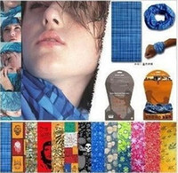 Wholesale Wholesale Animal Print Products - NEW outdoor products sunscreen magicaf muffler scarf magic high-elastic seamless bandanas neck protector ring stylish buff 20pcs lot