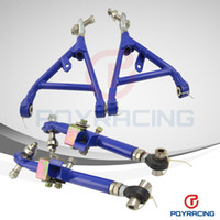 Wholesale S13 Control Arms - CAMBER KIT For Nissan 240SX 1989-1994 S13 1995-1998 S14 Front and Rear Lower Control Camber Arm