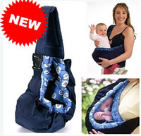 Wholesale Wrap Ring Sling - GOOD BABY TODDLER NEWBORN CRADLE POUCH RING SLING CARRIER STRETCH WRAP FRONT BAG new hight quality free shipping