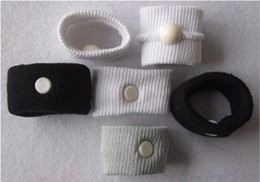 Wholesale Wrist Heat Pads - Anti Nausea Car Sea Plane Travel Morning Sickness ship plane wristbands Motion sickness Wrist Bands
