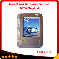 Wholesale Truck Diagnostic Sale - Hot sell 100% orignal Fcar-F3-G for Gasoline and diesel F3-G Fcar trucks and cars diagnostic tool on sale obd05