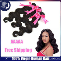 Wholesale Elites Hair Queen - 45%OFF!100% Brazilian Peruvian Indian Malaysian Virgin Remy Human Hairs Body Wave Weft Weave Elites Hair Queen Hair products Free Shipping