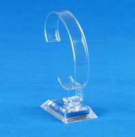 flugzeug großhandel-Großhandelsmarkenuhr Jackson-Art transparente Plastikflugzeug-Uhrklammer Von der größten Markenuhrfabrik