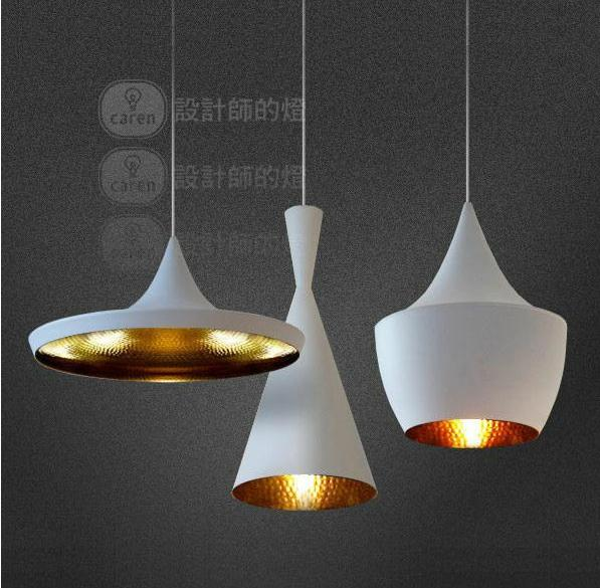Wholesale - 3 X Lights Modern TOM Dixon Beat Kitchen House Bar Pendant Lamp Ceiling Light