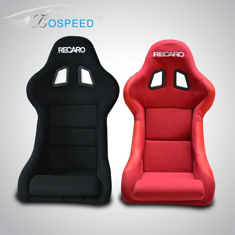 2018 Modified Fiberglass Racing Seats RECARO Seat Car Safety Bucket RAK From China Top Brand 69749