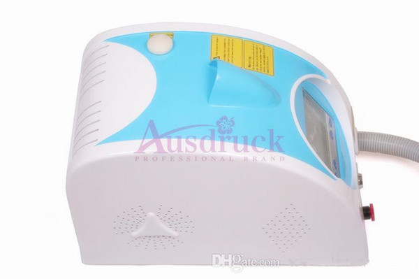 New fashion design PRO 1064nm 532nm Q Switch Yag Laser tattoo removal machine EYEBROW Cleaner Pigmentation Skin Care beauty Equipment