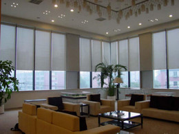 $enCountryForm.capitalKeyWord Canada - Modern Curtain 65% PVC 35% Polyester Grey Lines Sun Screen Translucent Roller Blinds Customized Window Curtains for Kitchen Balcony