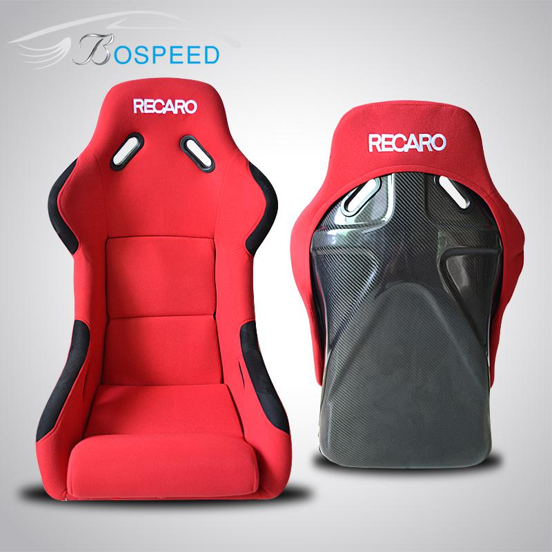 2018 bospeed racing seats modification recaro carbon fiber racing seat car seat bucket mj. Black Bedroom Furniture Sets. Home Design Ideas