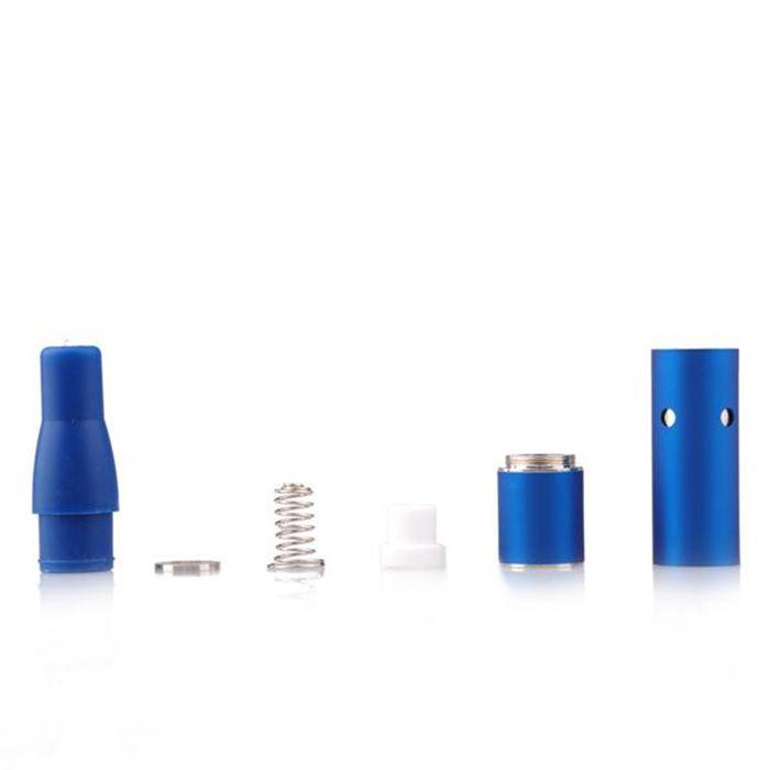 AGO G5 Herbal Vapor Atomizador para erva seca vaporizador caneta vapor cigarros atrás G5 Caneta Estilo Ecig Terno para Recorte tobcco cera Erva Líquida