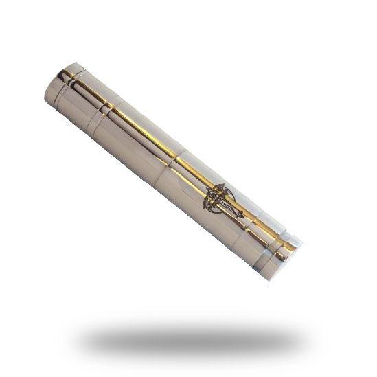 Acciaio Nemesis Ecig Mod Clone Nemesis Meccanico Mod Sony VTC5 2600mah Batteria 30A AW IMR 18650 18500 18350 Batteria DHL spedizione gratuita