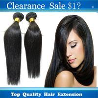 Wholesale 26 Diamond - TOP-Selling!!!Brazilian Peruvian Malaysian Indian Virgin Human Hair Extensions Weft Weave Double Weft Straight 1 pcs lot Diamond Quality