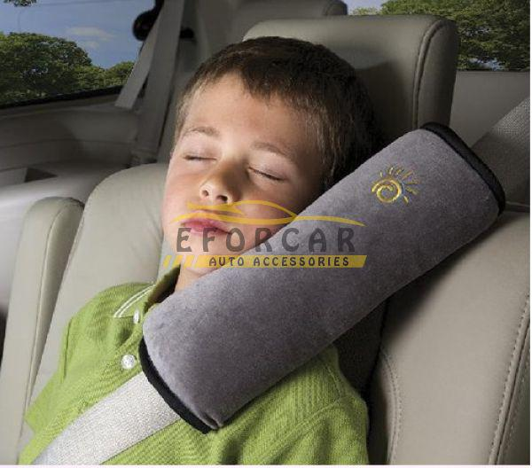السيارات وسادة سيارة الطفل حزام الأمان وسادة الكتف حامي الوسادة حامي ضبط مقعد السيارة متنوعة الألوان حزام وسادة للأطفال