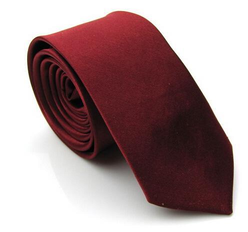 Mode pour les femmes et les hommes nouvelle robe cravates en soie artificielle garçons et filles cravate desiger étroite couleur pure cravate lx001