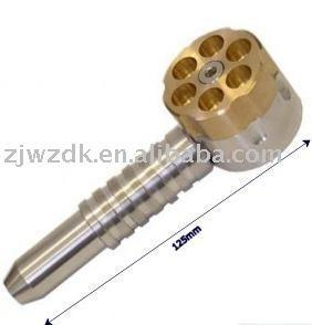grinder Wholesale - grinder Brass Six Shooter Pipe 6 shooter pipe good quality free shipping to USA