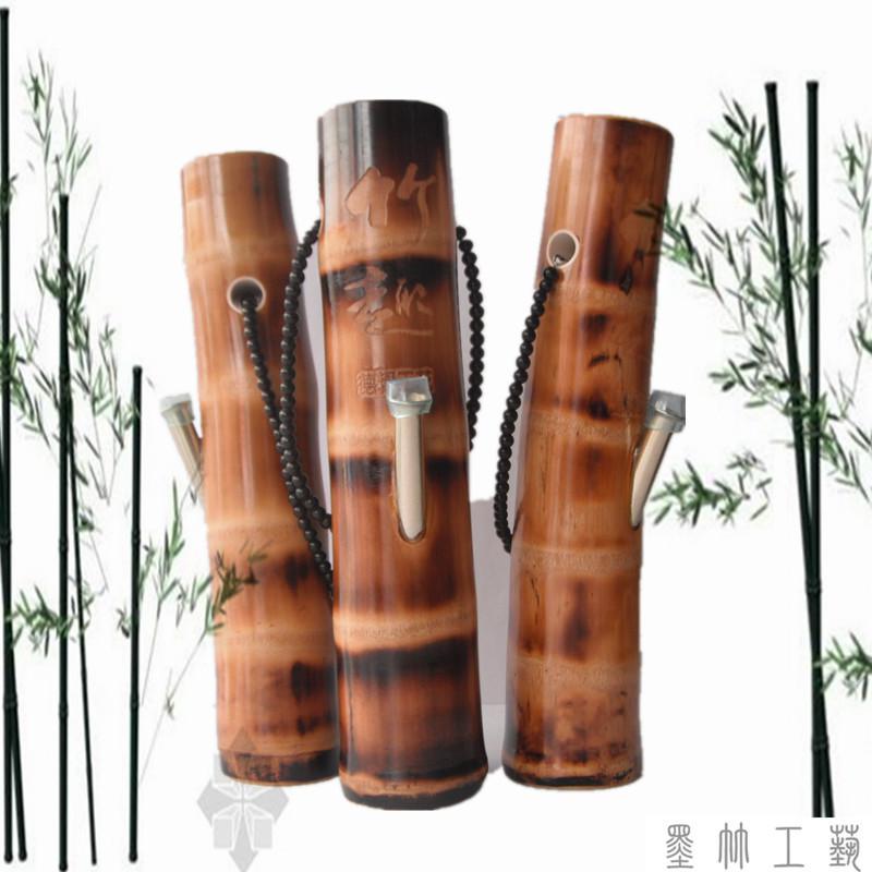 Grosshandel Bambus Bong Rohr Shisha Wasserpfeife Rauchen Western