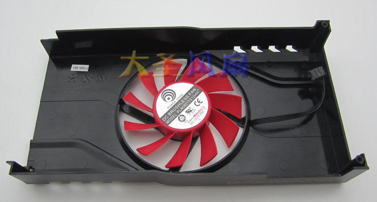 Gainward GTX560Ti ventola della scheda grafica PLA08015S12HH GA82S2U
