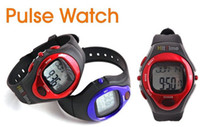 Wholesale Polar Heart Monitors - 2015 Best Gift Promotional Polar Sports Watch Heart Rate Pulse Watch Monitor Calorie Counter Free shipping