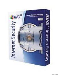 Оптовая AVG Internet Security 2014 3U 4Y антивирус горячий
