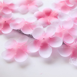 Wholesale Fake Petals - Simulation cherry blossom petals wedding petals rose petals fake artificial flower home and wedding decor free shipping