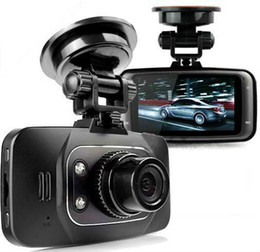 Wholesale cars cams - 1080P 2.7inch LCD Car DVR Vehicle Camera Video Recorder Dash Cam G-sensor HDMI GS8000L Car recorder DVR Free shipping