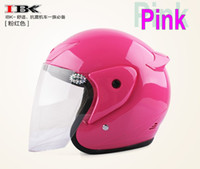 Wholesale fashion hot sale high quality ABS model Masks IBK201 electric bicycle motorcycle helmet