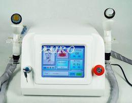 Máquina de enfriamiento facial online-Profesional fraccional RF Thermagic RF apriete la piel y eliminación de arrugas Enfriamiento facial lifting beauty machine AU-69